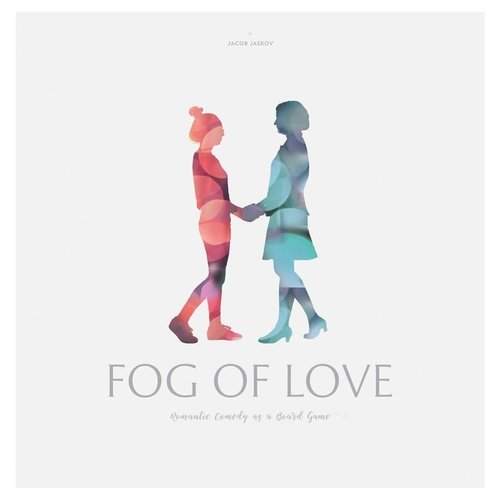 Hush Hush Projects FOG OF LOVE - FEMALE COVER