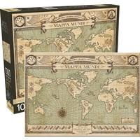 AQ1000 FANTASTIC BEASTS MAP OF THE WORLD