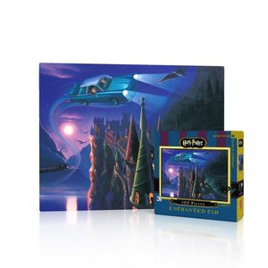 NEW YORK PUZZLE COMPANY NY100 HARRY POTTER ENCHANTED CAR