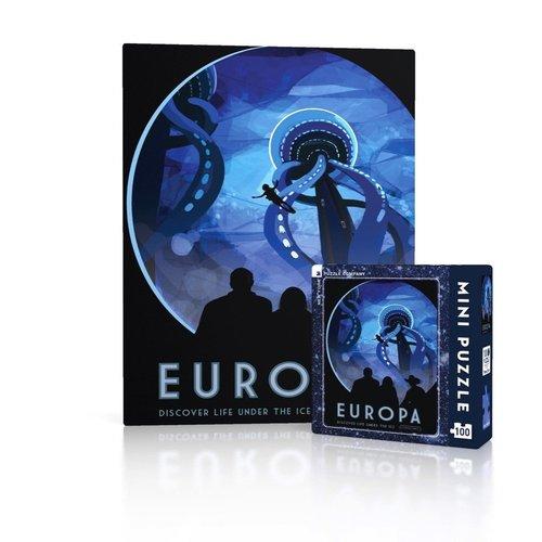 NEW YORK PUZZLE COMPANY NY100 EUROPA