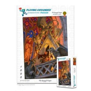 PLAYING GROUNDED PUZZLES PG1000 GARGOYLES KEEPER