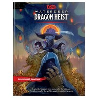 D&D 5E: WATERDEEP - DRAGON HEIST