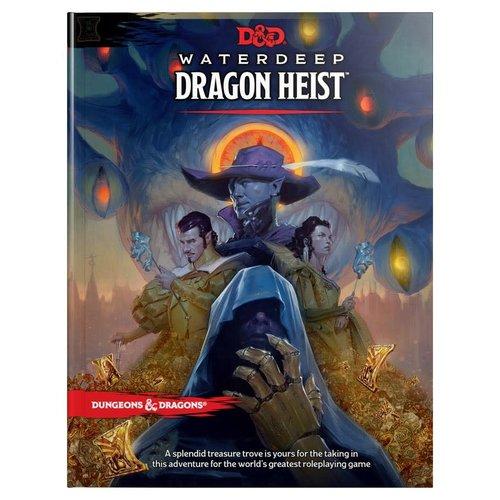 Wizards of the Coast D&D 5E: WATERDEEP - DRAGON HEIST