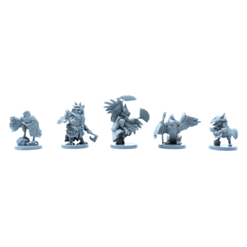 Hit Point Press MINIS: HUMBLEWOOD: CITIZENS OF ALDERHEART