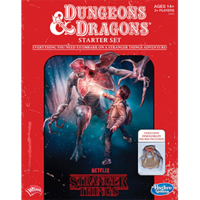 D&D 5E: STRANGER THINGS STARTER SET