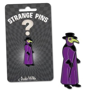 ACCOUTREMENTS PIN: PLAGUE DOCTOR