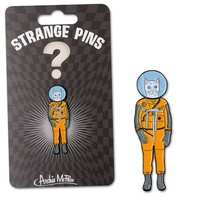 PIN: CAT ASTRONAUT