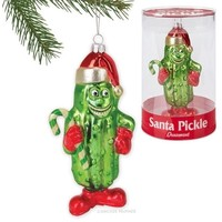 ORNAMENT SANTA PICKLE