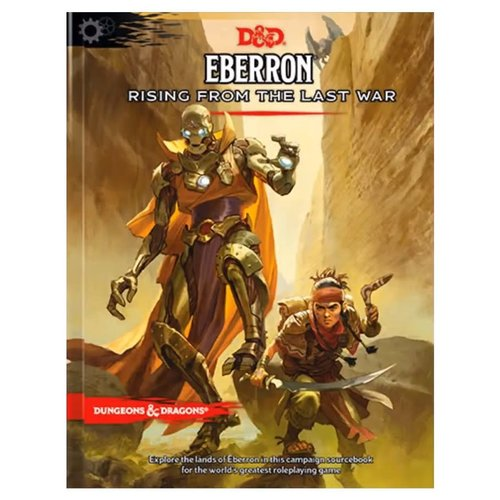 Wizards of the Coast D&D 5E: EBERRON RISING FROM THE LAST WAR