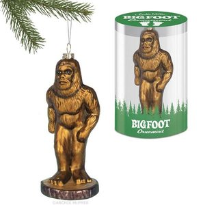 Archie McPhee ORNAMENT BIGFOOT