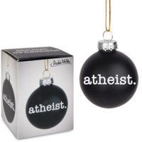 ORNAMENT ATHEIST