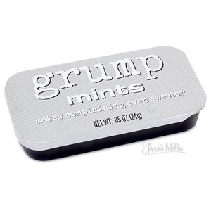 Archie McPhee MINTS GRUMP