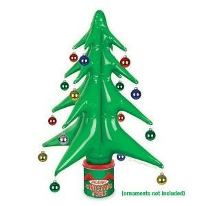 Archie McPhee INFLATABLE CHRISTMAS TREE