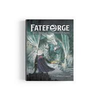 FATEFORGE: ADVENTURERS CORE BOOK WITH MINI