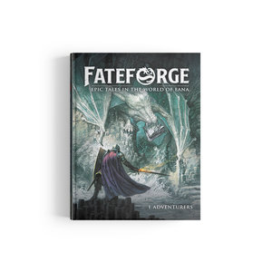 Agate Editions FATEFORGE: ADVENTURERS