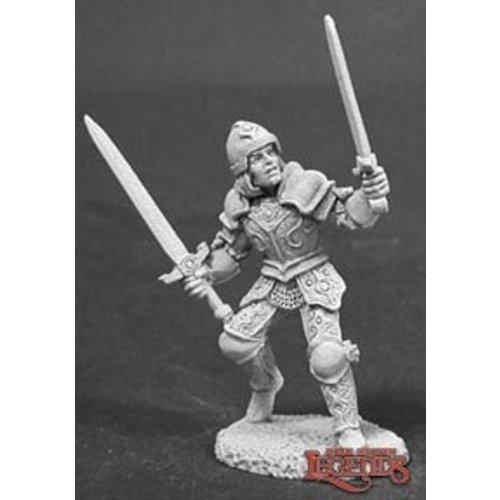 Reaper Miniatures GARATH HAWKBLADE