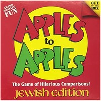 APPLES TO APPLES JEWISH