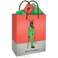 GIFT BAG KRAMPUS