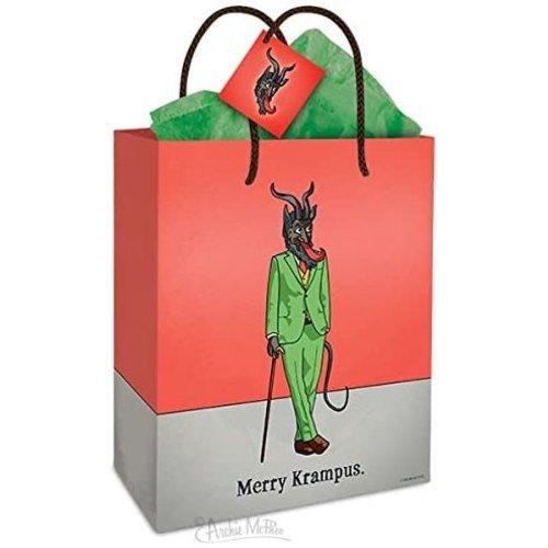 Archie McPhee GIFT BAG KRAMPUS