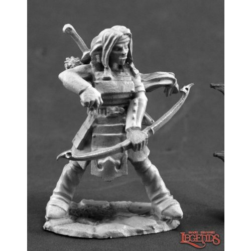 Reaper Miniatures FEMALE HOBGOBLIN ARCHER