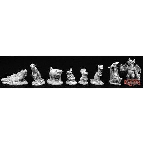 Reaper Miniatures FAMILIARS PACK 4