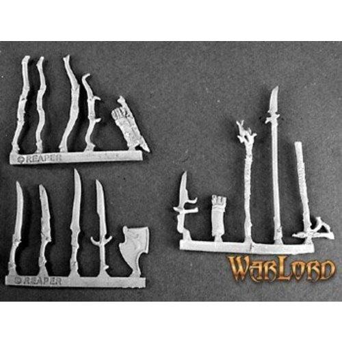 Reaper Miniatures ELF WEAPONS & ACCESSORIES