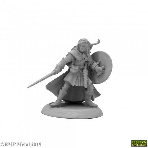 Reaper Miniatures DUNGEON DWELLERS: ELF WARRIOR