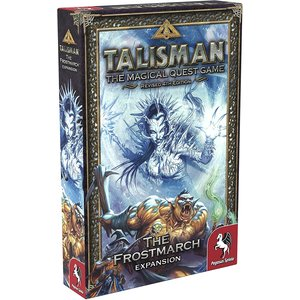 Pegasus Spiele TALISMAN: THE FROSTMARCH
