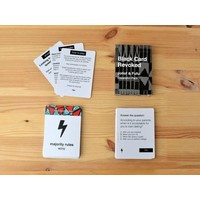 BLACK CARD REVOKED JOLLOF & FUFU