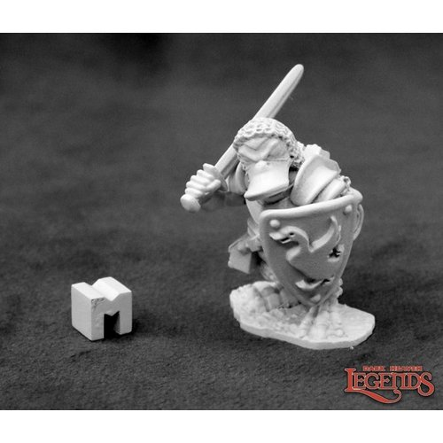 Reaper Miniatures DRANGUS DUCKMAN WARRIOR