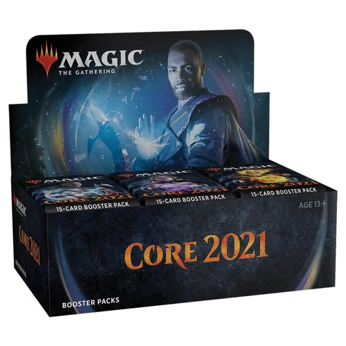 Wizards of the Coast MTG: CORE 2021 - BOOSTER (Box Discount available)