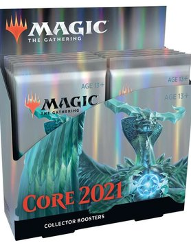 Wizards of the Coast MTG: CORE 2021 - COLLECTOR BOOSTER [PRE-ORDER]