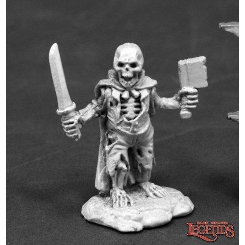 Reaper Miniatures DARK HEAVEN LEGENDS: SKELETAL HALFLING