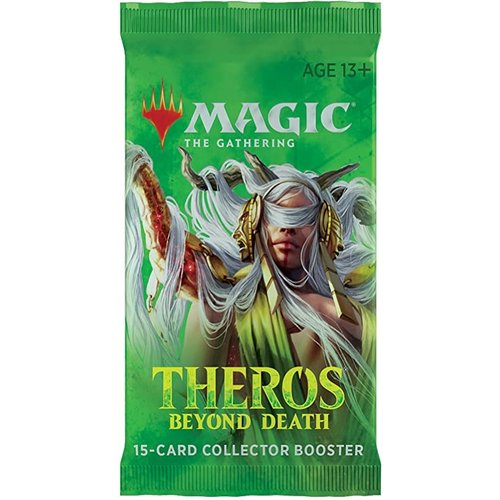 Wizards of the Coast MTG: THEROS BEYOND DEATH - COLLECTOR BOOSTER