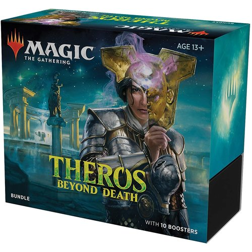Wizards of the Coast MTG: THEROS BEYOND DEATH - BUNDLE