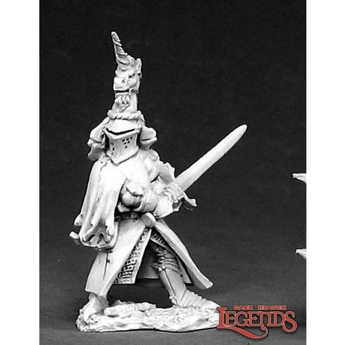 Reaper Miniatures DARK HEAVEN LEGENDS: SIR RICHARD THE WHITE