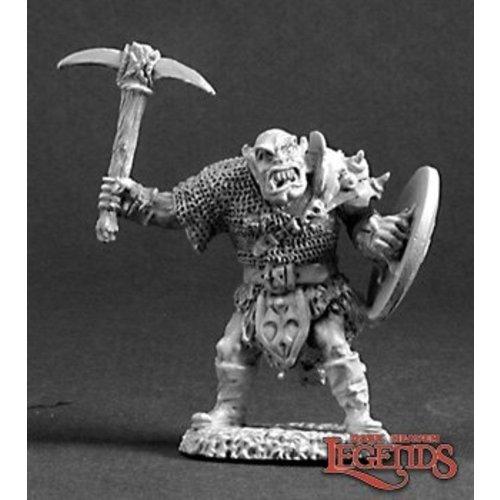Reaper Miniatures DARK HEAVEN LEGENDS: ORC WARRIOR