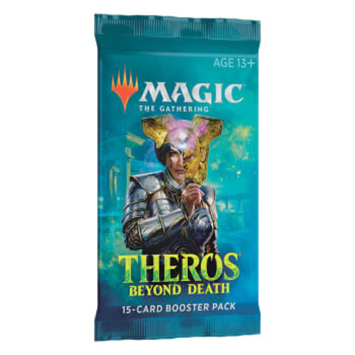 Wizards of the Coast MTG: THEROS BEYOND DEATH BOOSTER