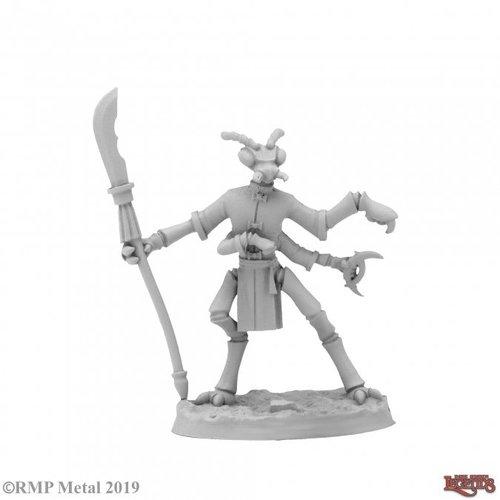 Reaper Miniatures DARK HEAVEN LEGENDS: MANTIS MAN GLADIATOR