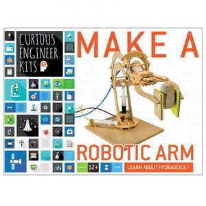 COPERNICUS TOYS CURIOUS ENGINEER KITS: MAKE A ROBOTIC ARM