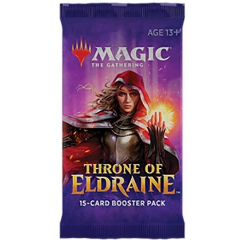 Wizards of the Coast MTG: THRONE OF ELDRAINE - BOOSTER