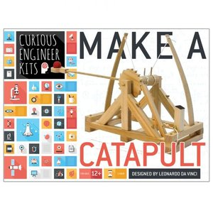 COPERNICUS TOYS CURIOUS ENGINEER KIT: MAKE A CATAPULT