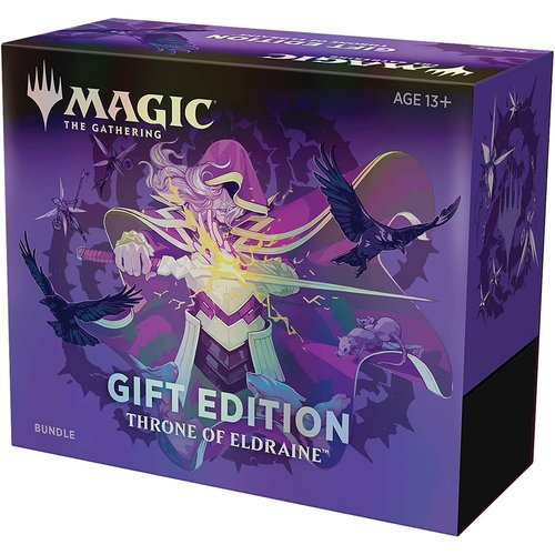 Wizards of the Coast MTG: THRONE OF ELDRAINE - BUNDLE GIFT EDITION
