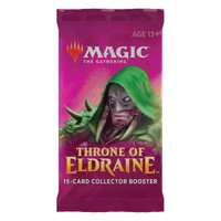MTG: THRONE OF ELDRAINE - COLLECTOR BOOSTER