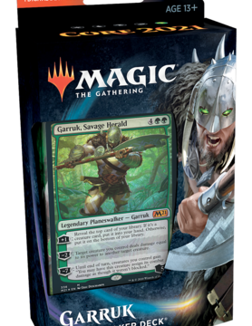 Wizards of the Coast MTG: CORE 2021 - PLANESWALKER GARRUK DECK [PRE-ORDER]