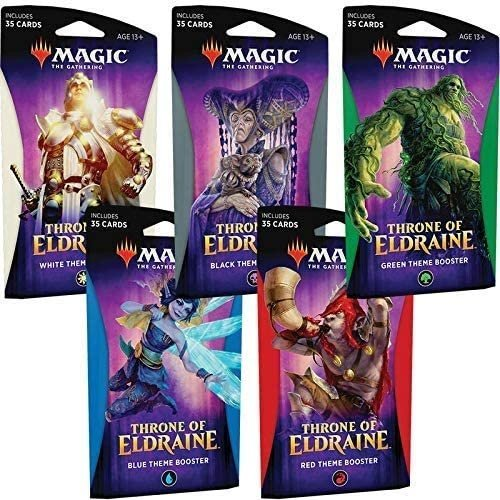 Wizards of the Coast MTG: THRONE OF ELDRAINE - THEME BOOSTER