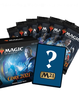Wizards of the Coast MTG: CORE 2021 - PRE-RELEASE PACK [PRE-ORDER]