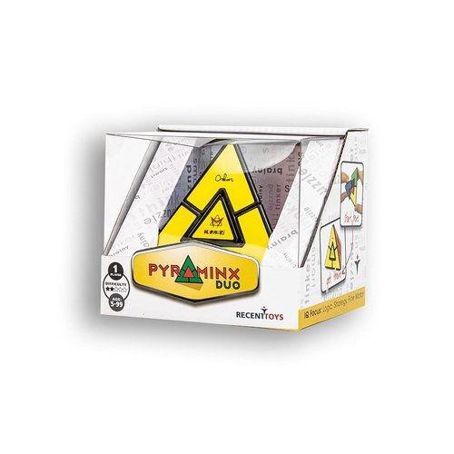 PROJECT GENIUS (RECENT TOYS) PYRAMINX DUO