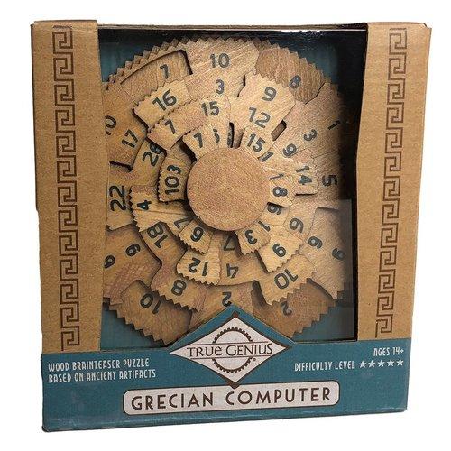 PROJECT GENIUS (RECENT TOYS) GRECIAN COMPUTER LVL 5