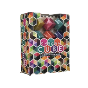 PROJECT GENIUS (RECENT TOYS) CHROMA CUBE